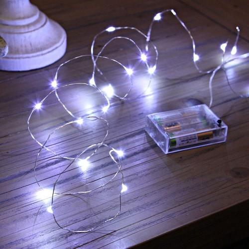Đèn led chạy bằng pin tiểu