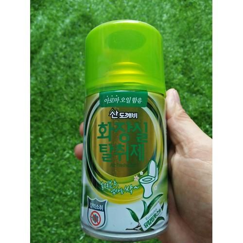 Nước hoa xit phòng sandokkaebi khử mùi nhà vệ sinh 300ml