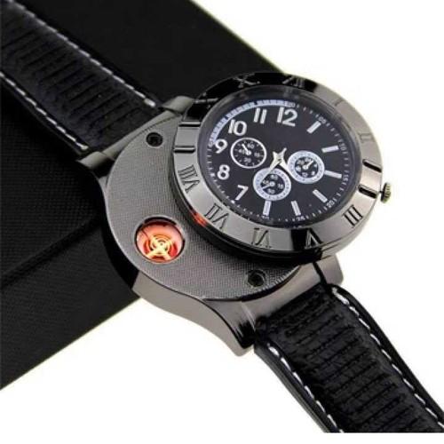 Đồng hồ đeo tay nam 2 trong 1 - cao cấp