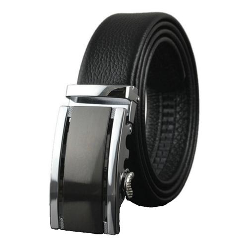 Thắt lưng nam da thật cao cấp thành long tl3832 9 đen + tặng 1 móc khóa da cao cấp k 550.