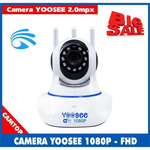 Camera ip yoosee 3 anten fhd1080p - 2.0mpx tặng thẻ nhớ 64gb - 17476116 , 21337740 , 15_21337740 , 1000000 , Camera-ip-yoosee-3-anten-fhd1080p-2.0mpx-tang-the-nho-64gb-15_21337740 , sendo.vn , Camera ip yoosee 3 anten fhd1080p - 2.0mpx tặng thẻ nhớ 64gb