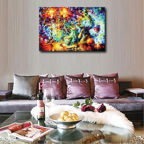 Tranh in canvas treo tường phong cách_60 x80