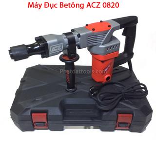 Máy đục betong ACZ 0820 chính hãng - ACZ0820 thumbnail
