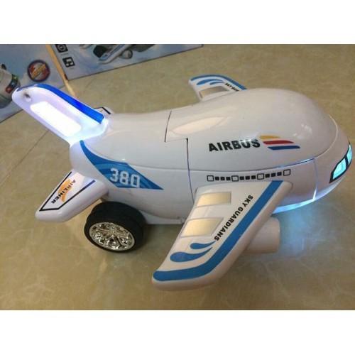 Máy bay biến hình Airbus 380