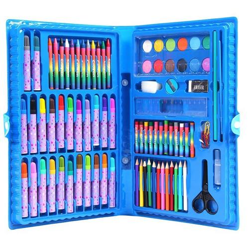 Hộp bút màu 86 chi tiết cho bé yêu