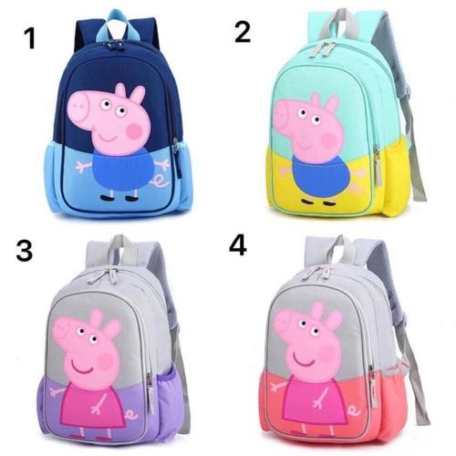 Balo trẻ em heo peppa pig cho bé từ 1 4 tuổi - 12636086 , 20487451 , 15_20487451 , 240000 , Balo-tre-em-heo-peppa-pig-cho-be-tu-1-4-tuoi-15_20487451 , sendo.vn , Balo trẻ em heo peppa pig cho bé từ 1 4 tuổi