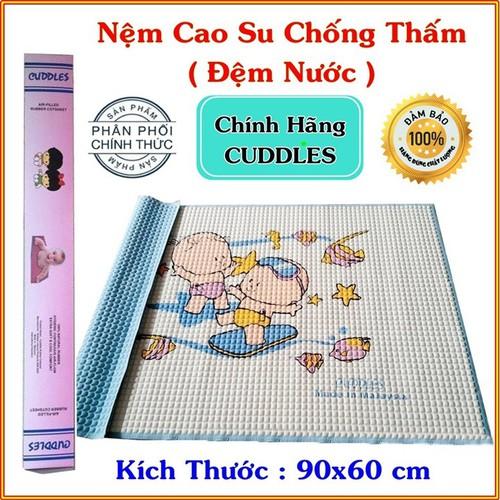 Tấm lót chống thấm cuddles kích thước 60x90cm loại tốt đạt chuẩn chất lượng - chiếu cao su - nệm cao su - nệm nước cho bé - 12636734 , 20488178 , 15_20488178 , 190000 , Tam-lot-chong-tham-cuddles-kich-thuoc-60x90cm-loai-tot-dat-chuan-chat-luong-chieu-cao-su-nem-cao-su-nem-nuoc-cho-be-15_20488178 , sendo.vn , Tấm lót chống thấm cuddles kích thước 60x90cm loại tốt đạt chuẩn