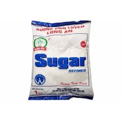 đường tinh luyện Sugar long an bịch 1kg
