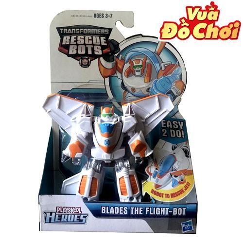 Transformers rescue bots - bledes the flight bot - người máy biến hình