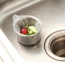 Bộ 90 túi lọc rác bồn rửa chén thông minh