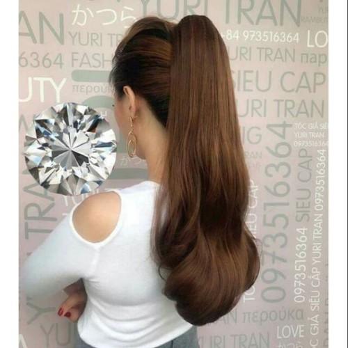 Tóc ngoặm cúp dài