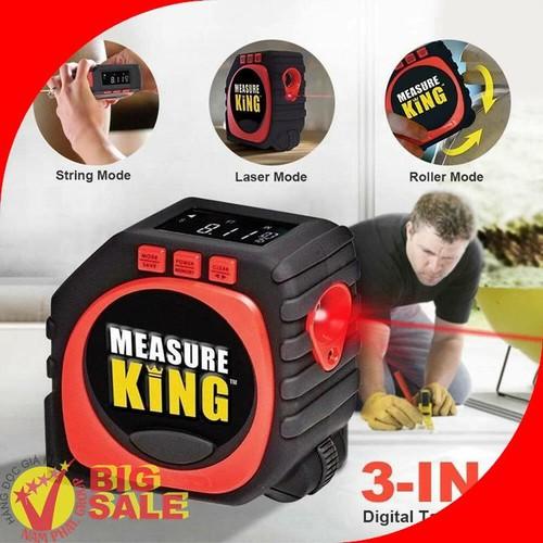 Thước đo đa năng 3 trong 1 king - thước - dây - thước cuộn - thước laser - 12642522 , 20496195 , 15_20496195 , 385000 , Thuoc-do-da-nang-3-trong-1-king-thuoc-day-thuoc-cuon-thuoc-laser-15_20496195 , sendo.vn , Thước đo đa năng 3 trong 1 king - thước - dây - thước cuộn - thước laser