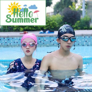 Kính bơi kèm mũ bơi - Kính bơi kèm mũ bơi - Kính bơi kèm mũ bơi thumbnail