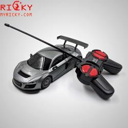 Siêu xe đua Audi R8 - Xe điều khiển pin sạc