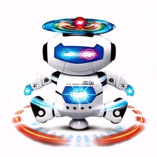 ROBOT NHẢY THEO NHẠC - ROBOT NHẢY THEO NHẠC thumbnail