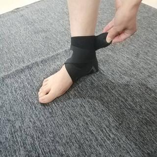 Băng bảo vệ cổ chân - Đai quấn mắt cá chân - Dụng cụ hỗ trợ tập gym - KT12 thumbnail