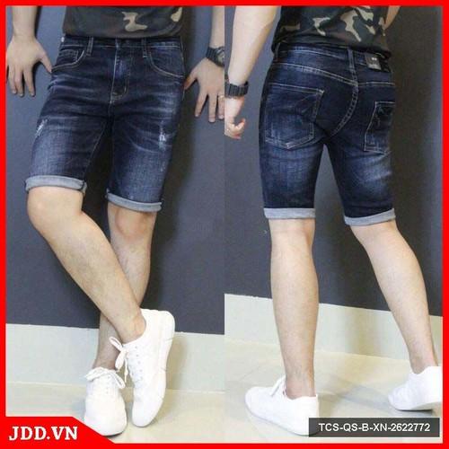 Quần short jean nam quần short jean nam