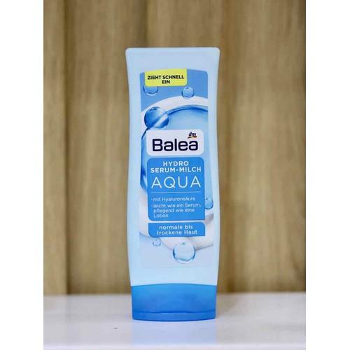 Dưỡng thể balea aqua serum