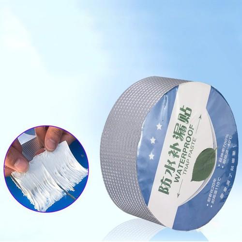 Băng keo siêu dính đa năng, keo dán chống thấm đa năng cho tường, trần nhà, mái tôn, ống nước, bể nước, xô chậu, phao bơi, bể bơi, đồ bơm hơi - 12632613 , 20482498 , 15_20482498 , 120000 , Bang-keo-sieu-dinh-da-nang-keo-dan-chong-tham-da-nang-cho-tuong-tran-nha-mai-ton-ong-nuoc-be-nuoc-xo-chau-phao-boi-be-boi-do-bom-hoi-15_20482498 , sendo.vn , Băng keo siêu dính đa năng, keo dán chống thấm