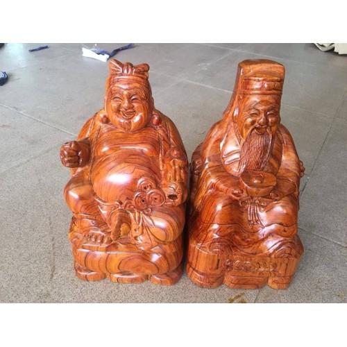 Tượng thần tài thổ địa gỗ hương cao 30cm - 11847570 , 20483935 , 15_20483935 , 1650000 , Tuong-than-tai-tho-dia-go-huong-cao-30cm-15_20483935 , sendo.vn , Tượng thần tài thổ địa gỗ hương cao 30cm