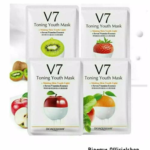 [Siêu rẻ] combo 10 miếng mặt nạ dưỡng da v7 toning youth mask bioaqua - 12135011 , 20490515 , 15_20490515 , 69000 , Sieu-re-combo-10-mieng-mat-na-duong-da-v7-toning-youth-mask-bioaqua-15_20490515 , sendo.vn , [Siêu rẻ] combo 10 miếng mặt nạ dưỡng da v7 toning youth mask bioaqua