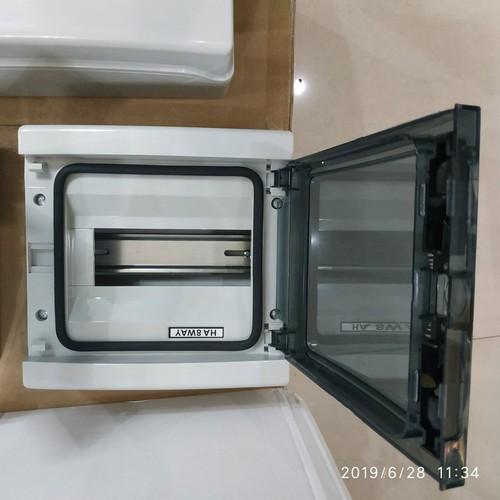 Tủ điện etek ha-4_8_12 tép