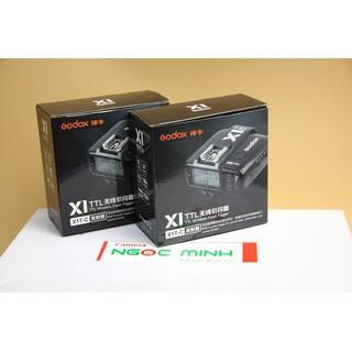 Trigger Godox X1T-N tích hợp TTL for Nikon - T01 thumbnail
