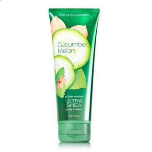 Kem dưỡng thể bath & body works cucumber melon