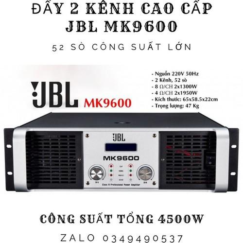 Cục đẩy 2 kênh cao cấp jbl-mk9600 52 sò công suất 1300w mỗi kênh - 12465391 , 20517336 , 15_20517336 , 12000000 , Cuc-day-2-kenh-cao-cap-jbl-mk9600-52-so-cong-suat-1300w-moi-kenh-15_20517336 , sendo.vn , Cục đẩy 2 kênh cao cấp jbl-mk9600 52 sò công suất 1300w mỗi kênh