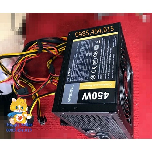 Nguồn máy tính 450w antec mới - 12649025 , 20504968 , 15_20504968 , 390000 , Nguon-may-tinh-450w-antec-moi-15_20504968 , sendo.vn , Nguồn máy tính 450w antec mới
