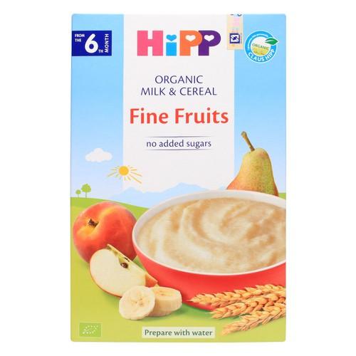 Bột ăn dặm hoa quả tổng hợp hipp 6m+ 250g