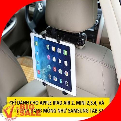 Giá đỡ kẹp máy tính bảng ipad sau ghế xe hơi ô tô - 12659231 , 20519545 , 15_20519545 , 150000 , Gia-do-kep-may-tinh-bang-ipad-sau-ghe-xe-hoi-o-to-15_20519545 , sendo.vn , Giá đỡ kẹp máy tính bảng ipad sau ghế xe hơi ô tô