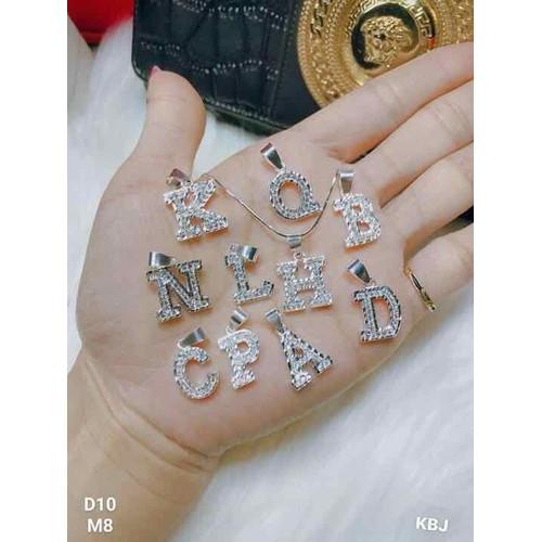 Dây chuyền bạc mặt chữ cái ta nghĩa - trang sức bạc - 12654749 , 20513245 , 15_20513245 , 290000 , Day-chuyen-bac-mat-chu-cai-ta-nghia-trang-suc-bac-15_20513245 , sendo.vn , Dây chuyền bạc mặt chữ cái ta nghĩa - trang sức bạc