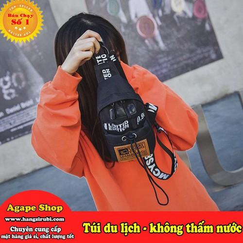 Túi xách nữ hàn quốc edditon - túi xách nữ đeo chéo dạo phố happy day giá dưới 100 ngàn