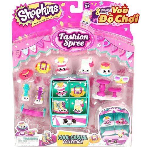 Bộ đồ chơi shopkins thời trang - shopkins s3 best dressed fashion pack - 12656993 , 20516320 , 15_20516320 , 175000 , Bo-do-choi-shopkins-thoi-trang-shopkins-s3-best-dressed-fashion-pack-15_20516320 , sendo.vn , Bộ đồ chơi shopkins thời trang - shopkins s3 best dressed fashion pack