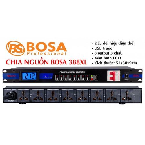 Bộ chia nguồn-lọc nguồn nhập khẩu bosa 338xl-dùng cho hệ thống âm thanh - 12648397 , 20504225 , 15_20504225 , 1850000 , Bo-chia-nguon-loc-nguon-nhap-khau-bosa-338xl-dung-cho-he-thong-am-thanh-15_20504225 , sendo.vn , Bộ chia nguồn-lọc nguồn nhập khẩu bosa 338xl-dùng cho hệ thống âm thanh