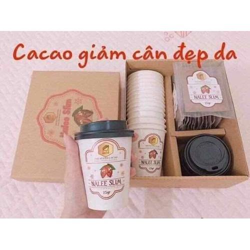 Giảm cân cacao nalee slim - 12661098 , 20521552 , 15_20521552 , 175000 , Giam-can-cacao-nalee-slim-15_20521552 , sendo.vn , Giảm cân cacao nalee slim