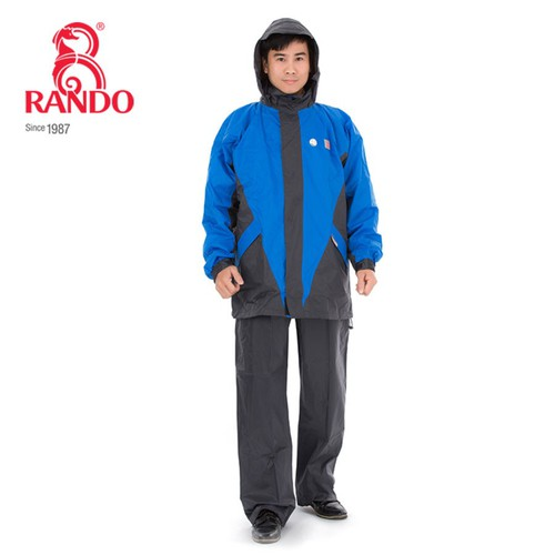 Bộ áo mưa gem thông thoáng 2 lớp - rando - 12616940 , 20460918 , 15_20460918 , 520000 , Bo-ao-mua-gem-thong-thoang-2-lop-rando-15_20460918 , sendo.vn , Bộ áo mưa gem thông thoáng 2 lớp - rando