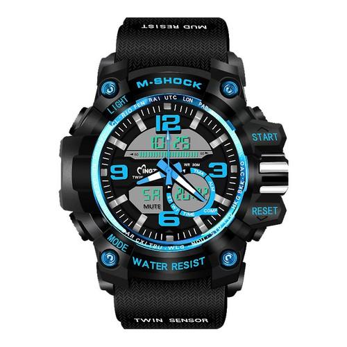 Đồng hồ nam mingzhi chống nước tốt - có đầy đủ tính năng cao cấp
