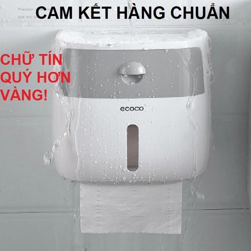 Hộp đựng giấy vệ sinh kín nước