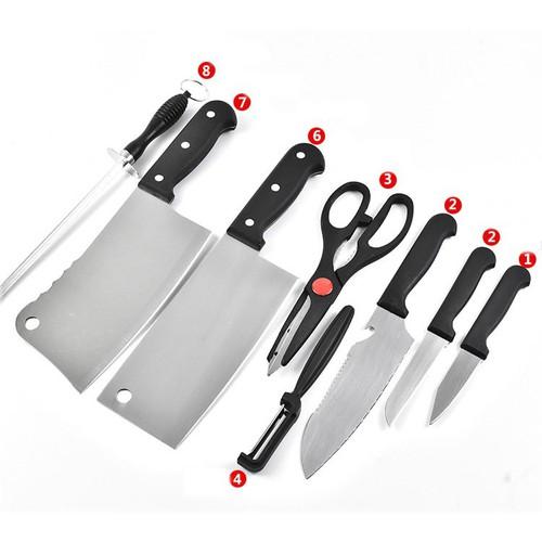 Bộ dao 8 trong 1