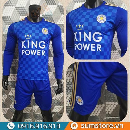 Bộ quần áo đá bóng CLB Leicester City Dài tay - Đồ Đá Banh 2019 - 11600665 , 20545827 , 15_20545827 , 115000 , Bo-quan-ao-da-bong-CLB-Leicester-City-Dai-tay-Do-Da-Banh-2019-15_20545827 , sendo.vn , Bộ quần áo đá bóng CLB Leicester City Dài tay - Đồ Đá Banh 2019