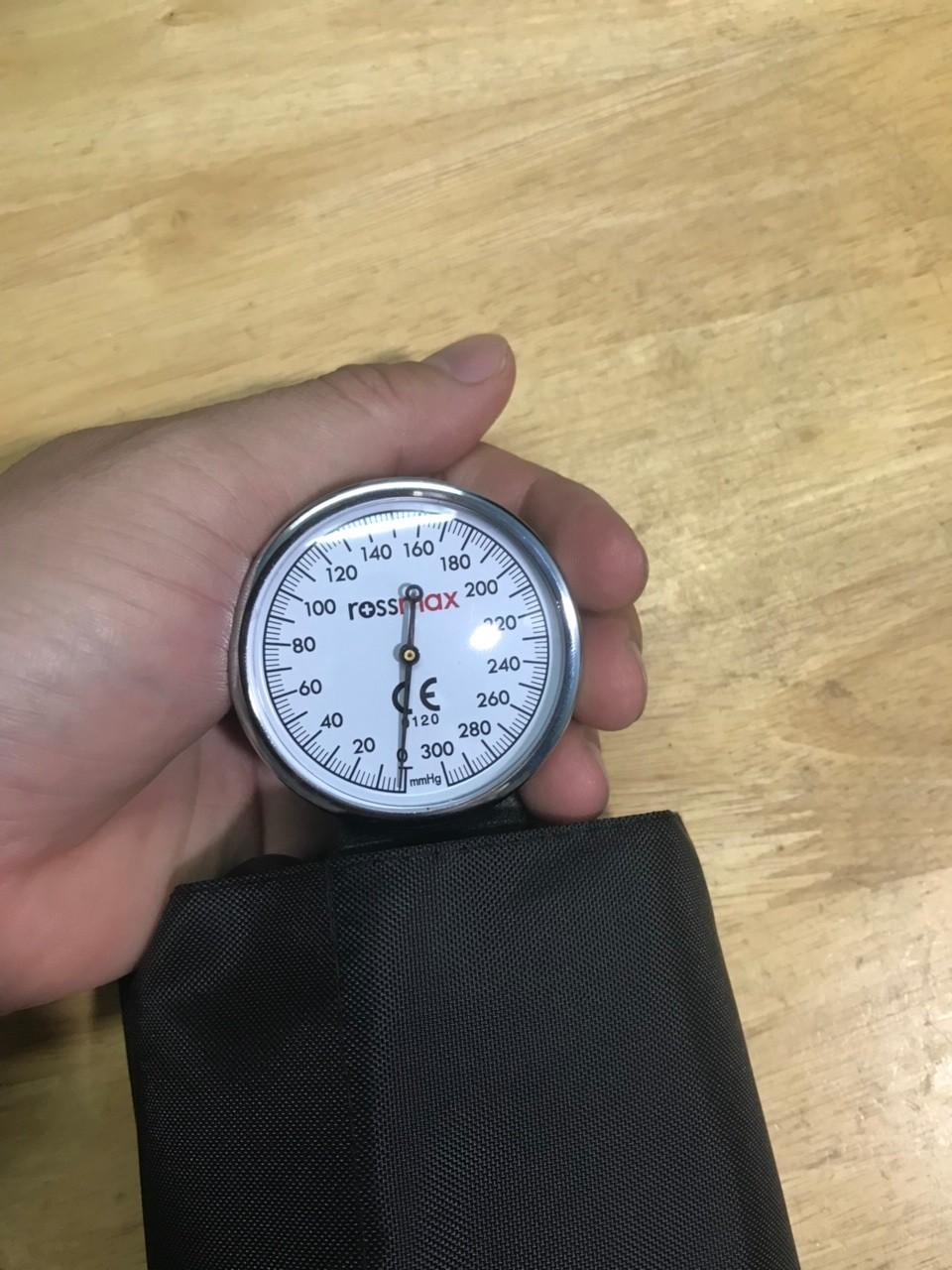 Máy đo huyết áp cơ Rossmax GB102 tặng kèm tai nghe cao cấp