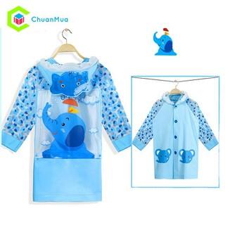 Áo mưa trẻ em - áo mưa trẻ em thumbnail