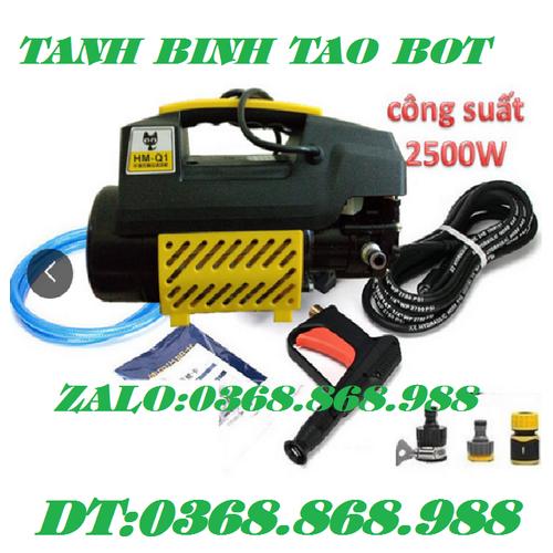 Máy rửa xe áp lực cao 2500w - máy rửa xe giá rẻ - 12685503 , 20555657 , 15_20555657 , 990000 , May-rua-xe-ap-luc-cao-2500w-may-rua-xe-gia-re-15_20555657 , sendo.vn , Máy rửa xe áp lực cao 2500w - máy rửa xe giá rẻ