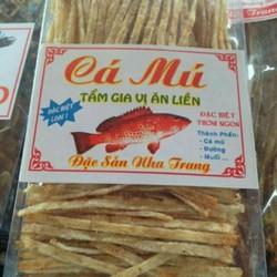 🎁🎁 1kg CÁ MÚ que tẩm gia vị ăn liền _ Cá mú Nha Trang - Cá mú que - Cá mú tẩm gia vị ăn liền