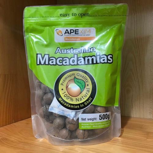 Hạt mắc ca australian apexim úc gói 500g - hạt mắc ca - hạt maca - hạt macca - quả mắc ca - quả macca - 12136327 , 20542115 , 15_20542115 , 175000 , Hat-mac-ca-australian-apexim-uc-goi-500g-hat-mac-ca-hat-maca-hat-macca-qua-mac-ca-qua-macca-15_20542115 , sendo.vn , Hạt mắc ca australian apexim úc gói 500g - hạt mắc ca - hạt maca - hạt macca - quả mắc c