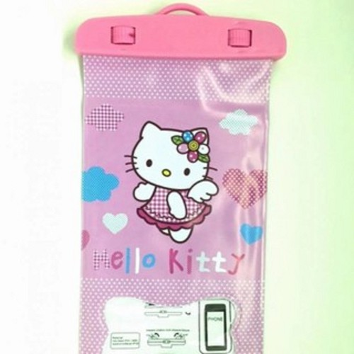 Túi đựng điện thoại hello kity