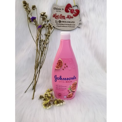 Sữa tắm johnsons vita rich hương lựu 750ml - 12685761 , 20555942 , 15_20555942 , 250000 , Sua-tam-johnsons-vita-rich-huong-luu-750ml-15_20555942 , sendo.vn , Sữa tắm johnsons vita rich hương lựu 750ml