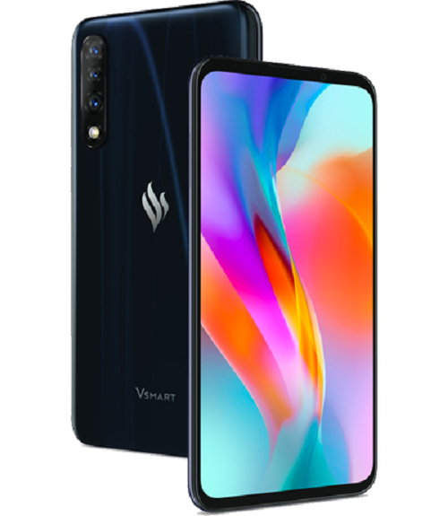 Điện thoại Vsmart Live Ram 4G Rom 64GB máy mới đầy đủ phụ kiện - Vsmart Live